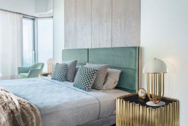 Mid century modern bedrooms: lighting ideas