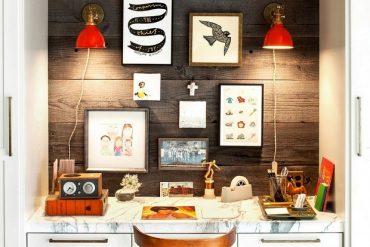 Mid century modern office design ideas3