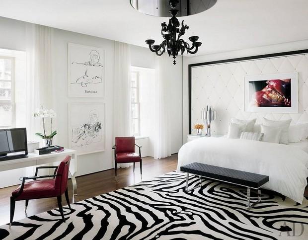 Mid century modern rugs