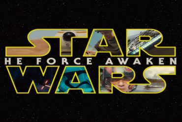 star wars the force awakens 2015 design delightfull