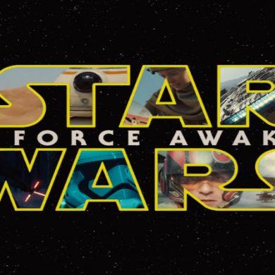 star wars the force awakens 2015 design delightfull