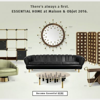 ESSENTIAL HOME DEBUTS AT MAISON ET OBJET 2016 (3)
