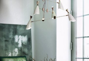 INSPIRING SUSPENSION LAMPS FOR YOUR LIVING ROOM