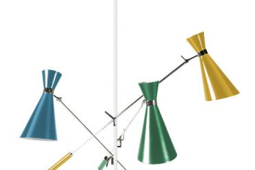 SPRING TRENDS: COLORFUL LIGHTING DESIGN