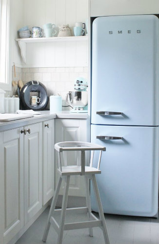 INSPIRING KITCHEN DESIGN IDEAS USING 2016 PANTONE COLORS