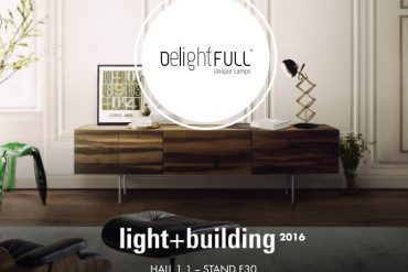 DELIGHTFULL AT LIGHT AND BUILDING 2016