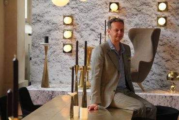 """THE RESTAURANT"" BY CAESARSTONE AND TOM DIXON"