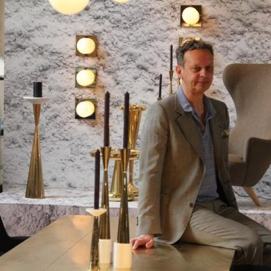 """""""THE RESTAURANT"""" BY CAESARSTONE AND TOM DIXON"""