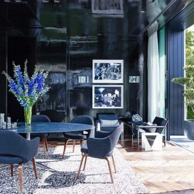Inspiring Office Design by AD: Alex Rodriguez