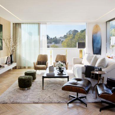 Inspiring Los Angeles Apartment