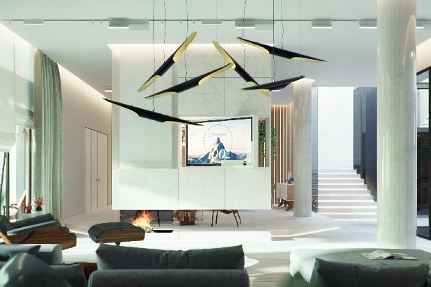 Inspiring Hotel Designs Hilton Tallinn Hotel