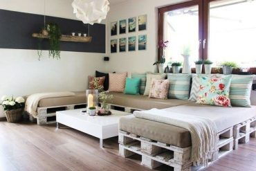 15 creative home design with pallets