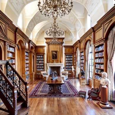 TOP HOME DESIGN LIBRARY IDEAS
