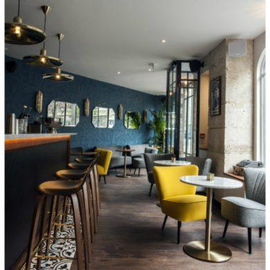 INSPIRING HOTEL DESIGN: ANDRÉ LATIN PARIS
