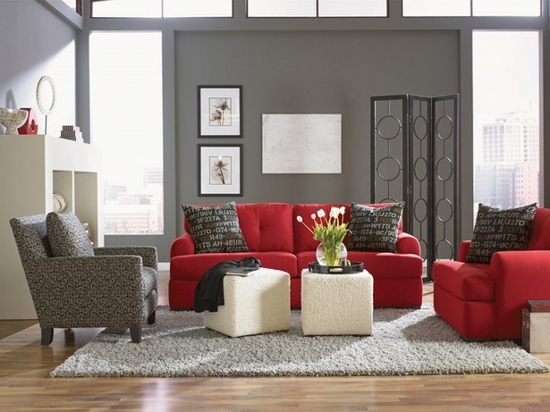 Superior INSPIRING COLORS: HOW TO DECORATE THE HOUSE WITH WHITE AND RED Ideas