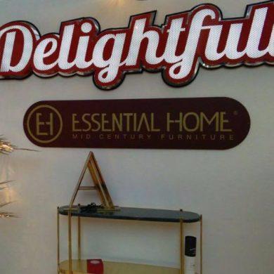 London Design Festival's - DelightFULL's day 1 at 100% Design