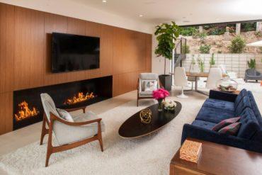 Inspiring Eco-Friendly Mid-Century House