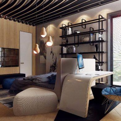 Stylish Mid-Century Interior Design