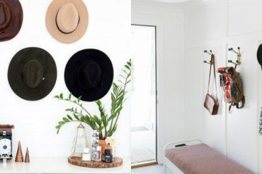 AWESOME HOOKS TO HANG YOUR HAT ON