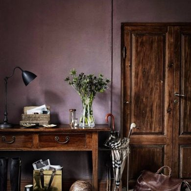 INSPIRING HOME DESIGNS: COLORS FOR FALL/ WINTER 2016