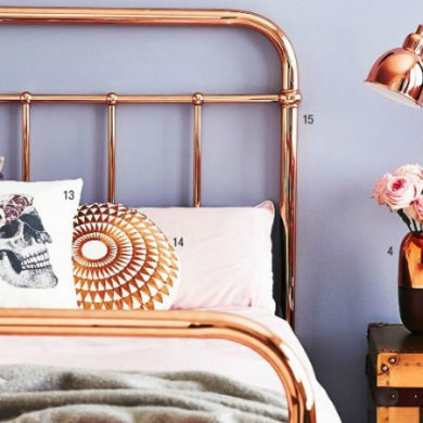 DESIGN INSPIRATIONS - COPPER MADNESS!