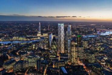 1 UNDERSHAFT – THE NEW SKYSCRAPER OF LONDON