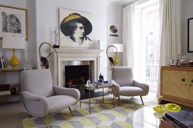 living room designs | Inspiration & Ideas | DelightFULL Unique Lamps