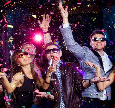 THE BEST THEMES FOR YOUR NEW YEAR'S EVE PARTY