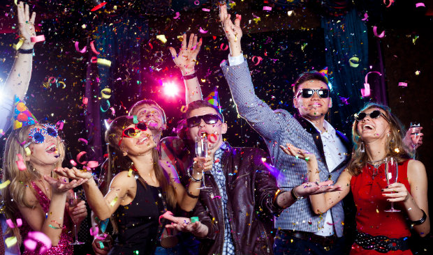 the best themes for your new years eve party