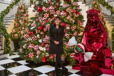 KRIS JENNER 'S FAVOURITE CHRISTMAS DECOR IDEAS