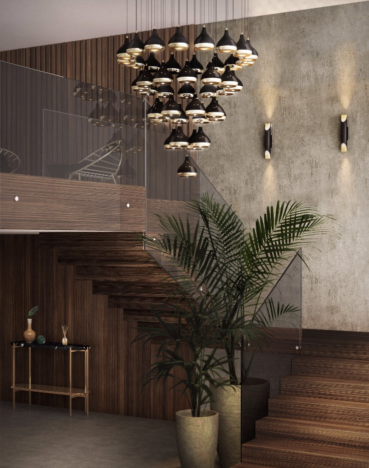 Modern Suspension Lamps For Your Luxury Home