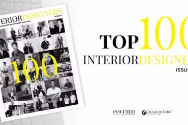 THE WORLD'S BEST TOP INTERIOR DESIGNERS LIST BY COVETED MAGAZINE