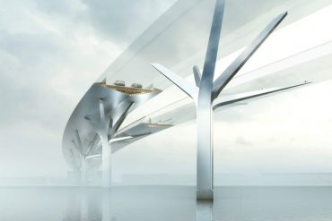 FOSTER + PARTNERS WON A CONTEST TO DESIGN TWO NEW BRIDGES IN IPSWICH