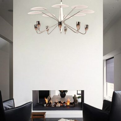 HERE IS A MODERN CEILING LAMP THAT WILL MAKE YOU SMILE TODAY! 1