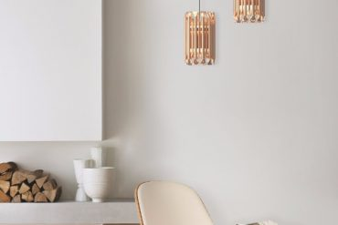 CREATIVE LIGHTING DESIGN IDEAS FOR A MID-CENTURY SUMMER DECOR