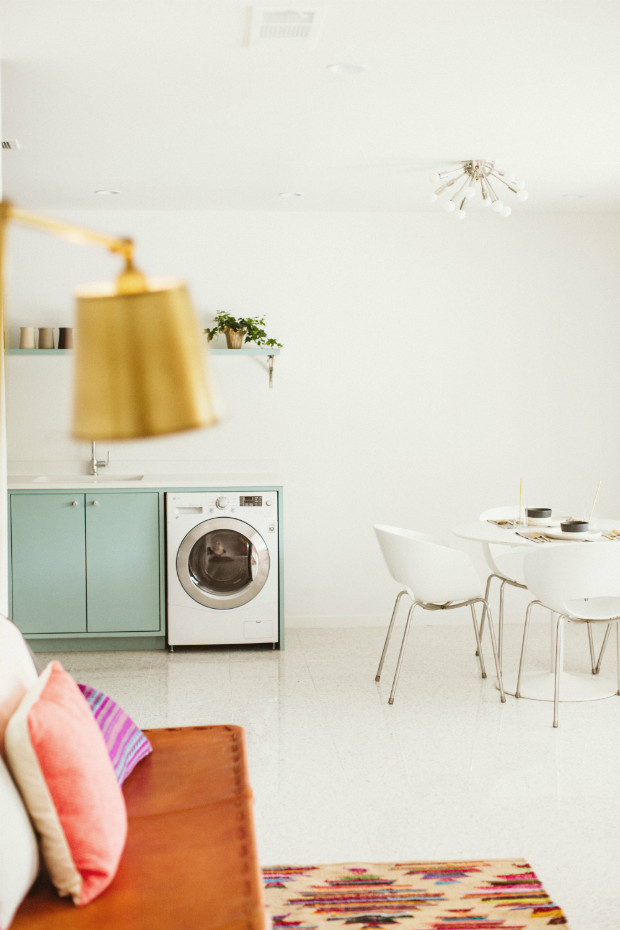 ROOM OF THE WEEK: MINIMALIST KITCHEN WITH A NORDIC FEELING