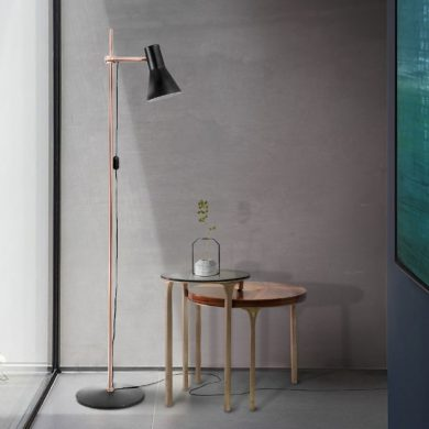 WHEN MODERN FLOOR LAMPS ARE MUCH MORE THAN LIGHTING FIXTURES