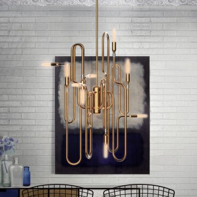 DelightFULL's Product of the Week: Clark Chandelier