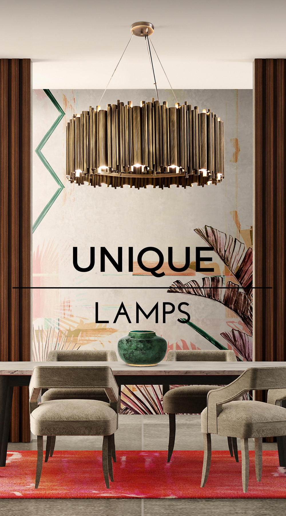 Let's Meet DelightFULL's Most Exclusive and Bespoke Mid-Century Lamps 13