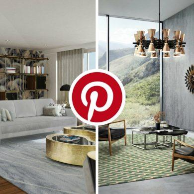What's Hot on Pinterest Inspiring Mid-Century Design Ideas