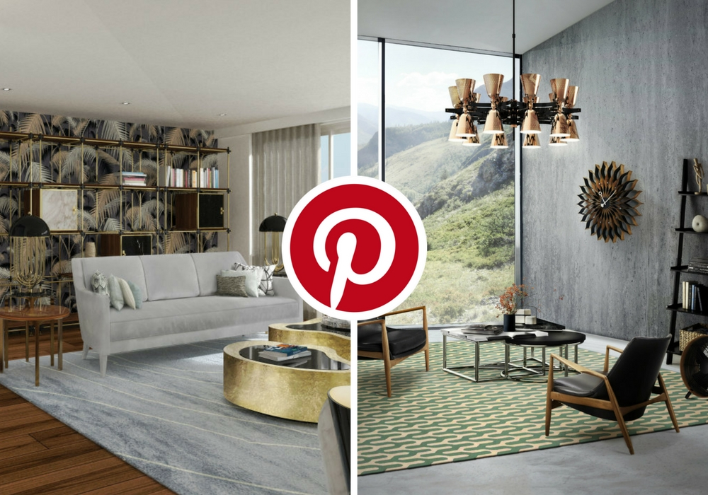 What's Hot on Pinterest Inspiring Mid-Century Design Ideas