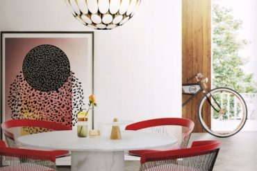 Trending Product A Funky Modern Chandelier for Your Dining Room Decor 1