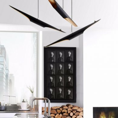 Trending Product- An Industrial Pendant Lamp You'll Want to Buy FEAT