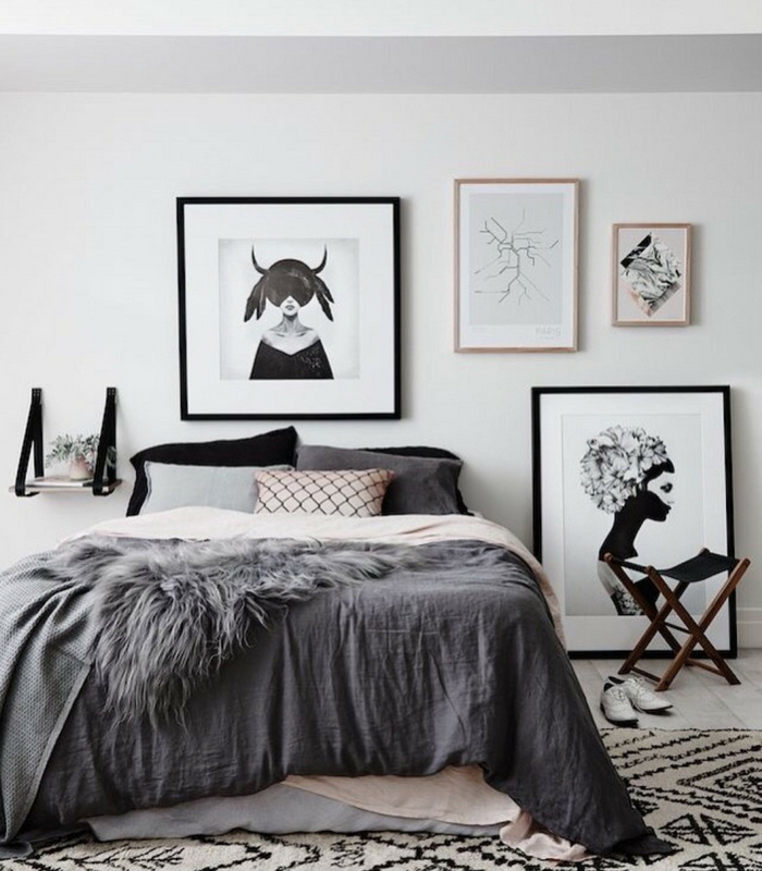 Unique Inspirations- The Best Scandinavian Bedroom Design Ideas FEAT
