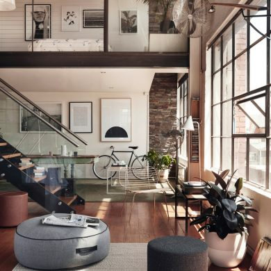 What's Hot on Pinterest- 5 New York Industrial Lofts FEAT (1)