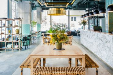 Find Out Why We Love Industrial Style Restaurants So Much FEAT