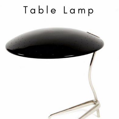 Meola is the Mid-Century Lamp to Bring Style to Any Table 6