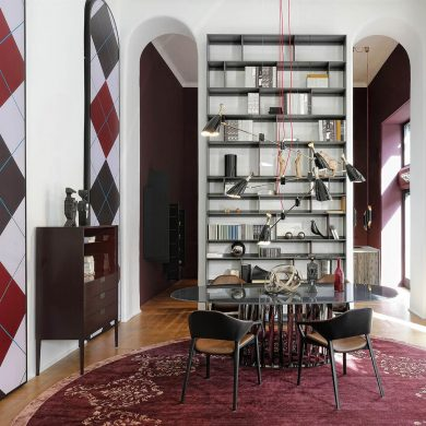 SAG'80 The Most Stunning Mid-Century Modern Showroom in Milan 2