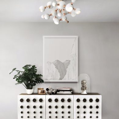 The Story Of How White Lamps Will Change Your Winter Decorations 1