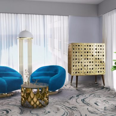Trending Product Let's Dance with This Trendy Mid-Century Floor Lamp